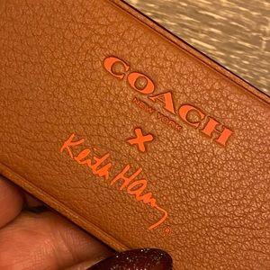 Coach Accessories - Coach key chain x limited addition NWT